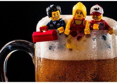 Lego-Bier