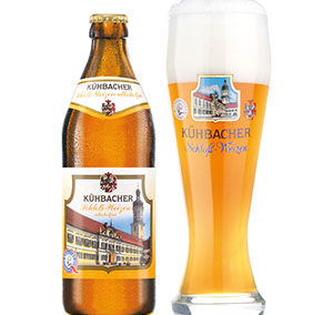 Kühbacher Schloß-Weizen alkoholfrei