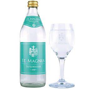 Kühbacher St. Magnus Tafelwasser sanft